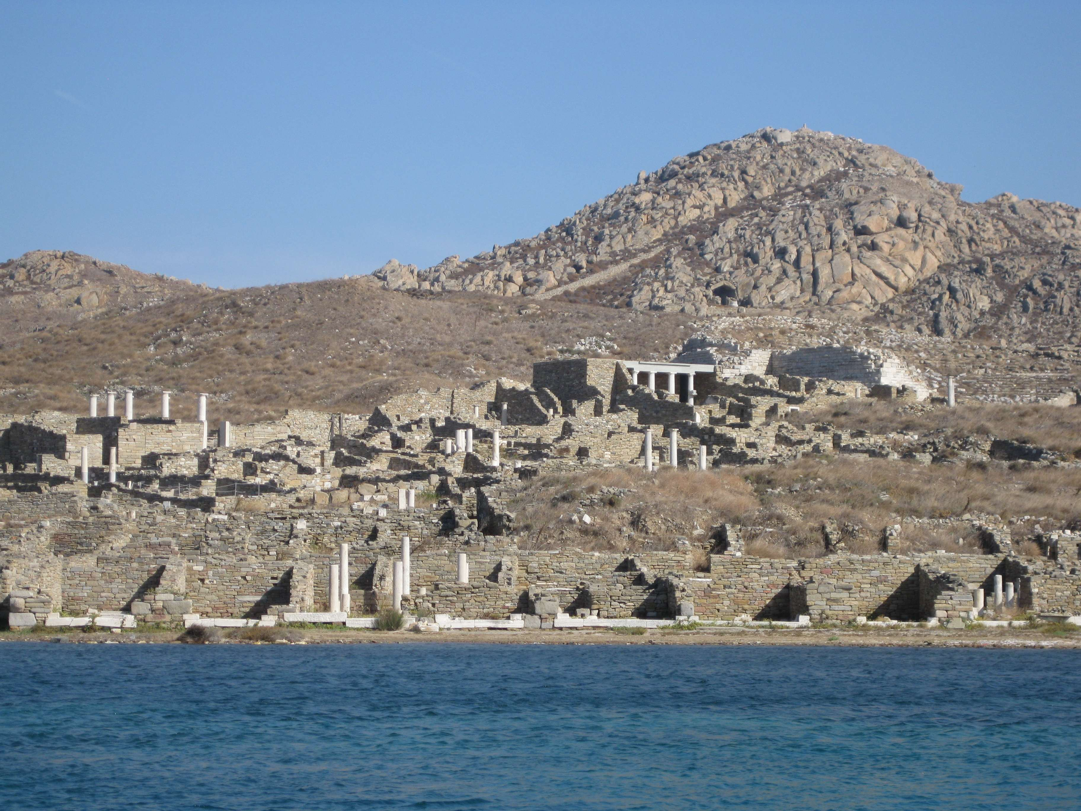 1000+ images about Delos, Greece on Pinterest